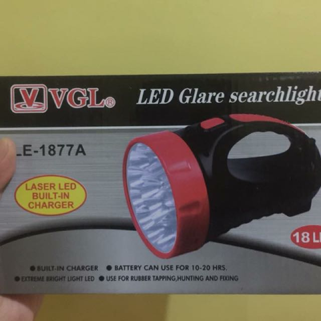 LED Glare Searchlight