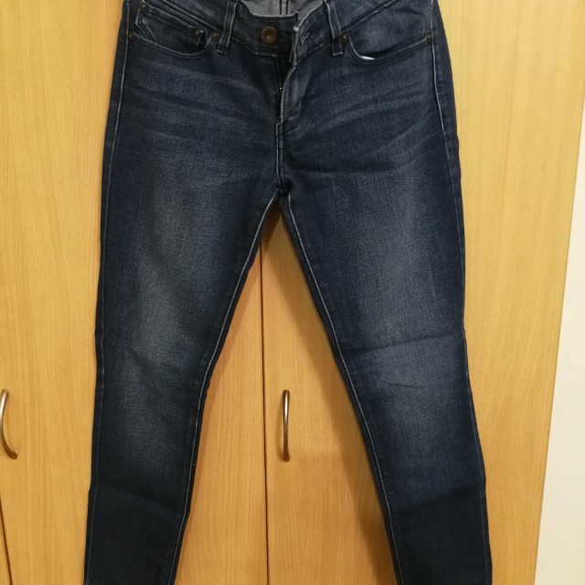 Levi's Demi Curve Modern Rise Skinny Jeans