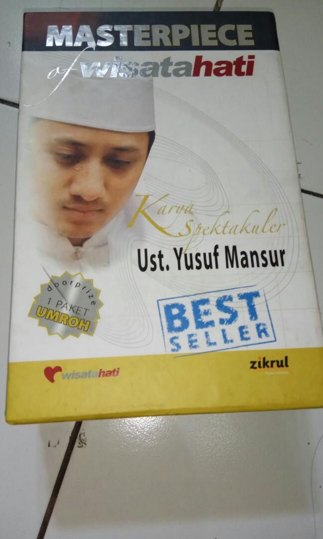 Masterpiece of Wisata Hati by Ust. Yusuf Mansur