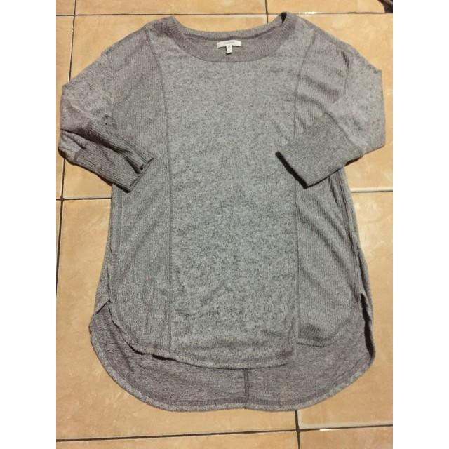 Maurices Sweatshirt Grey