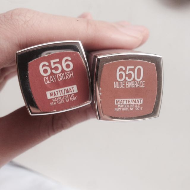 Maybelline Lipstick Bundle!