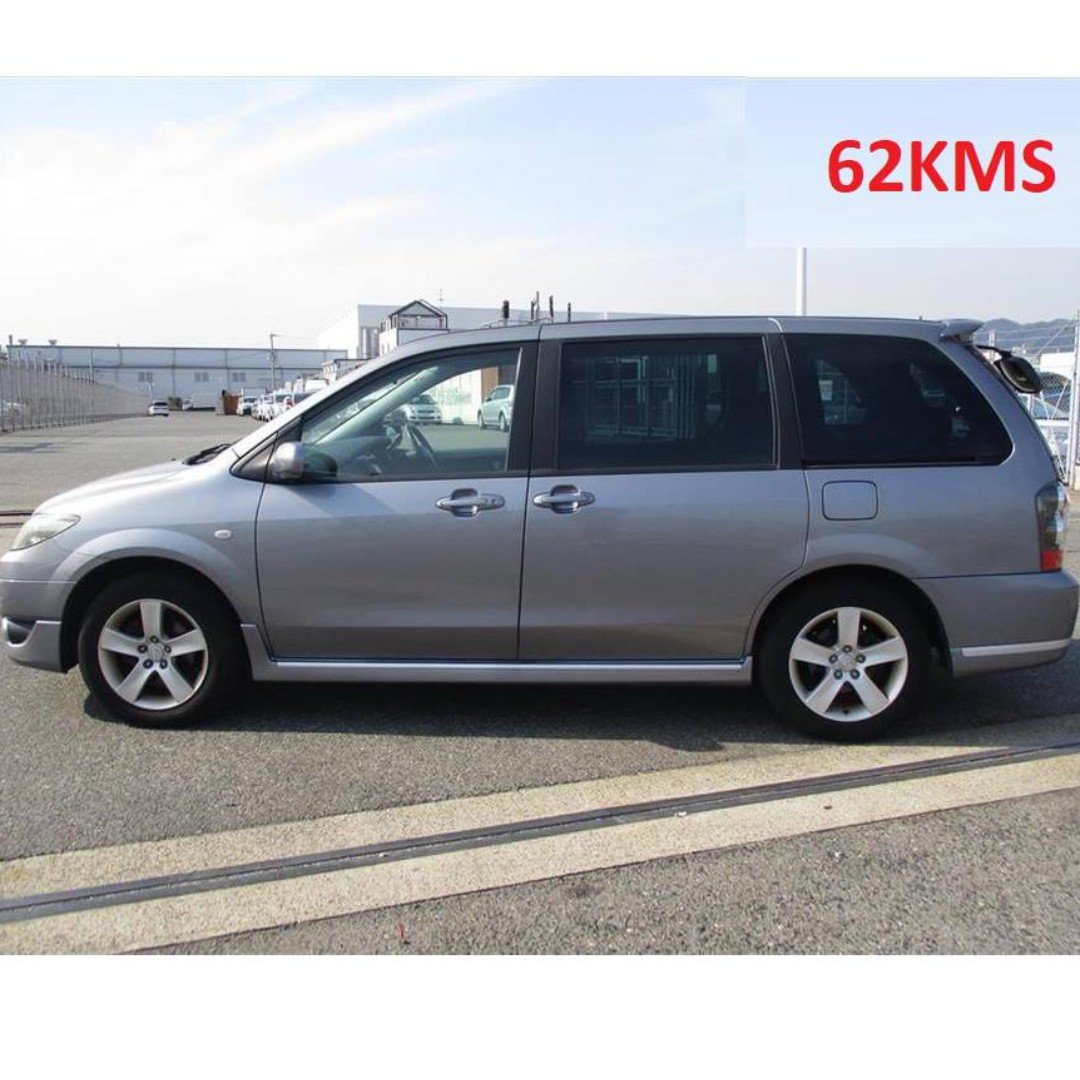 Mazda MPV Aeromix **62KMS ONLY** **Super Tidy**