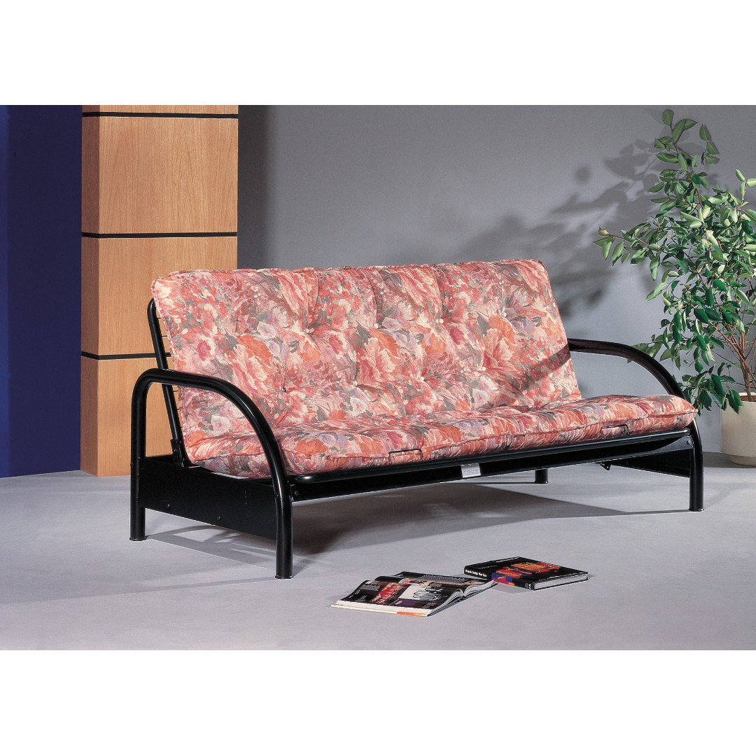 Metal Futon Sofa Bed Home Furniture