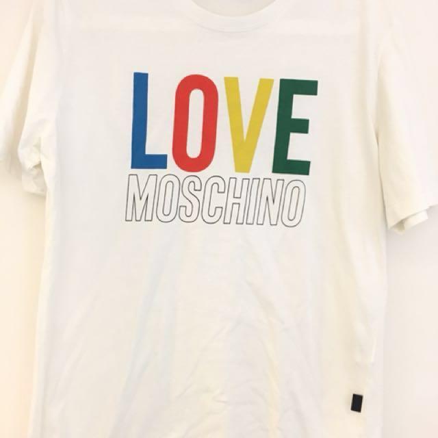Moschion t-shirt(極新)