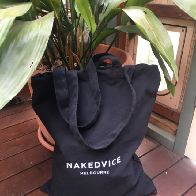 Naked Vice Tote