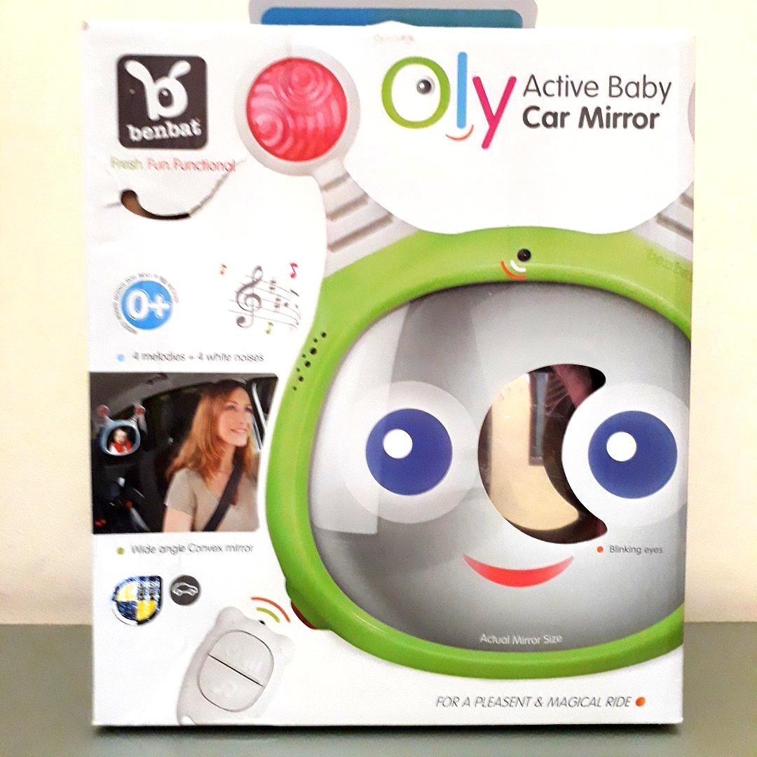 NEW Benbat Oly Active Baby CAR MIRROR