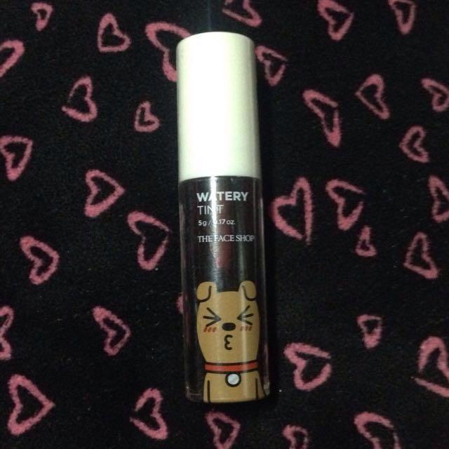 NEW Face Shop Lip Tint