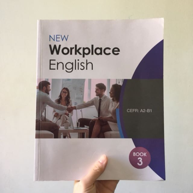 New workplace English 3