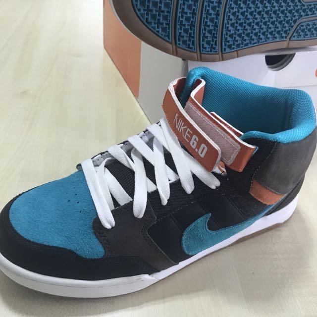 ea4f6eecead2 Nike 6.0 air Mogan. Skateboard   wakeskate   casual sneakers