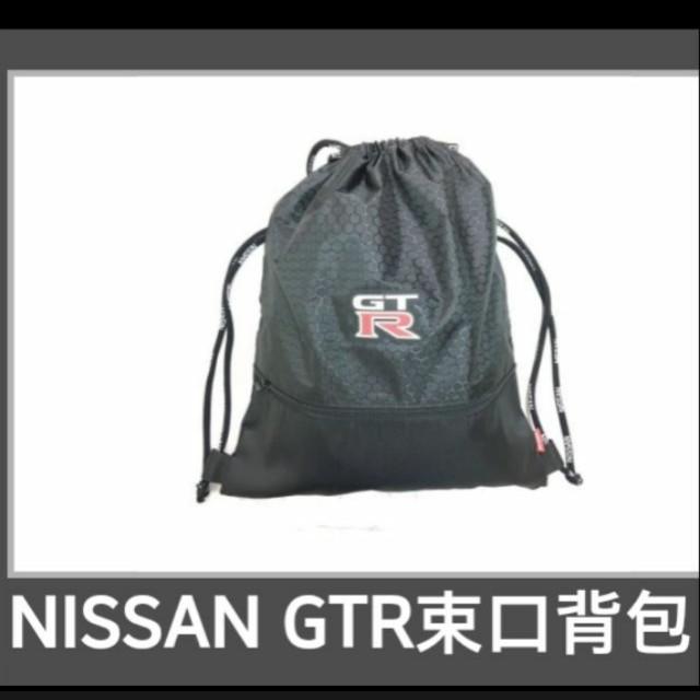 NISSAN GTR 束口袋