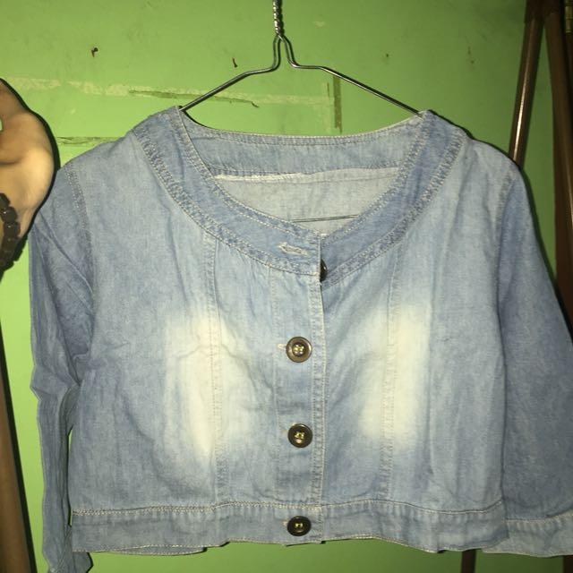 Outer Crop Jeans