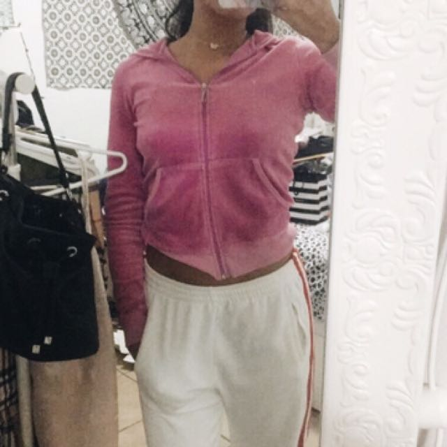 ✨pink juicy couture sweater💕