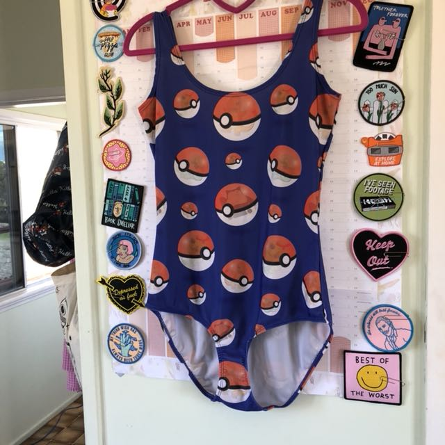 Pokémon bodysuit