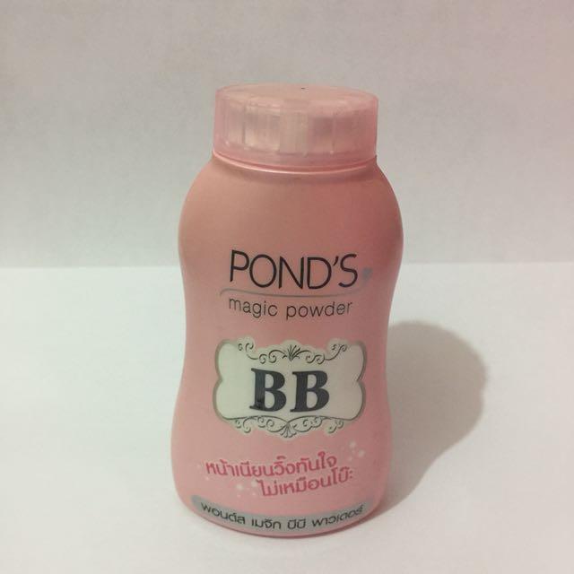 Ponds BB magic powder, baru 1x pake, beli di bangkok