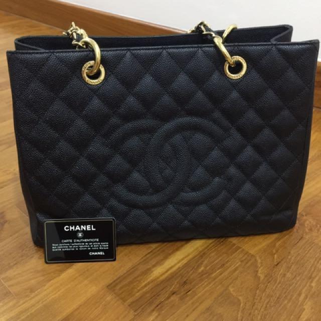 Preloved Chanel GST 307d2bce5a71