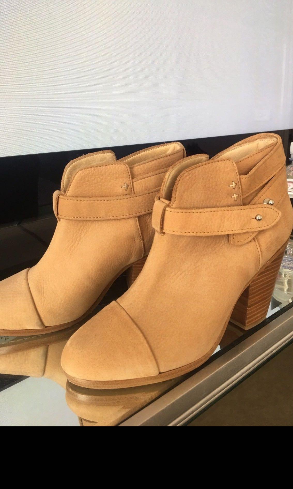 Rag and Bone Harrow Boots Brown size 36 BRAND NEW