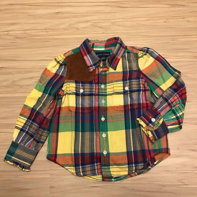 Ralph Lauren 襯衫2/2T