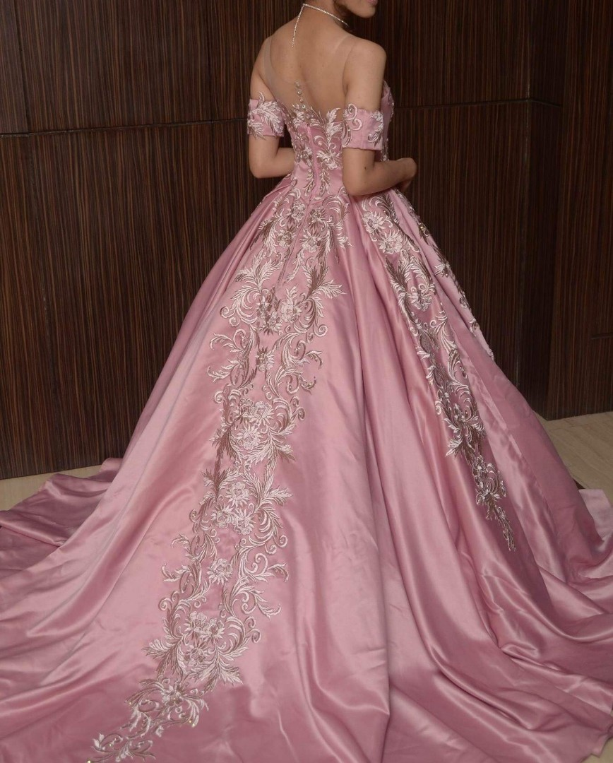 Funky Ball Gown For Rent Mold - Wedding and flowers ispiration ...