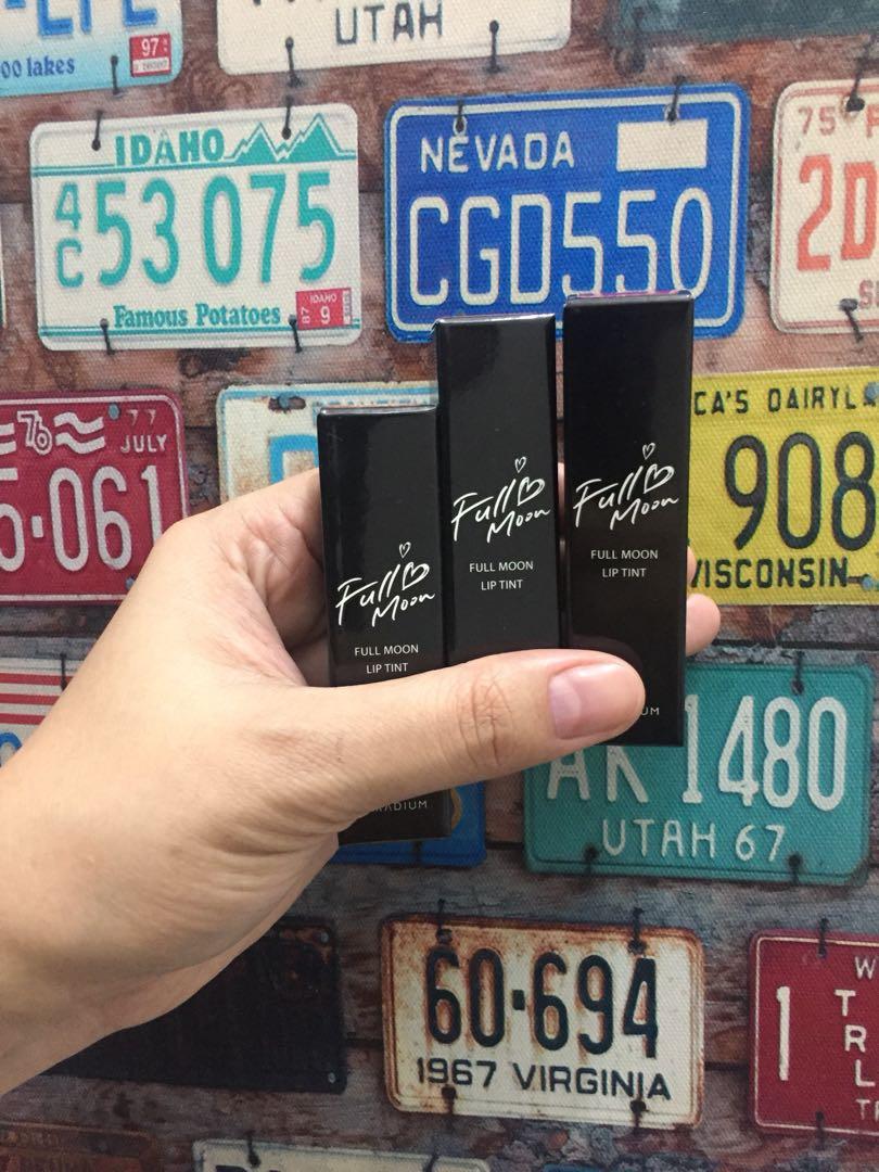 sale!! Full moon lip tint (karadium) #3 & #5