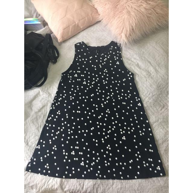 """SIZE 14 - Sleeveless Huffer """"tennis ball"""" Dress"""