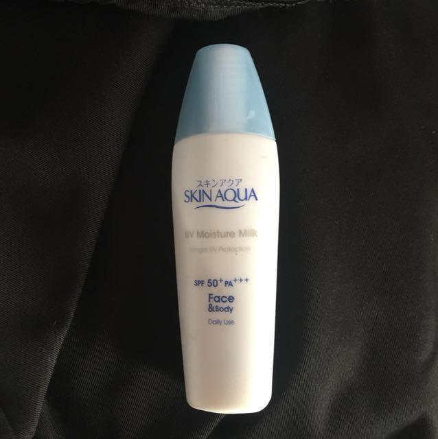 Skin Aqua UV Moisture Milk SPF 50+