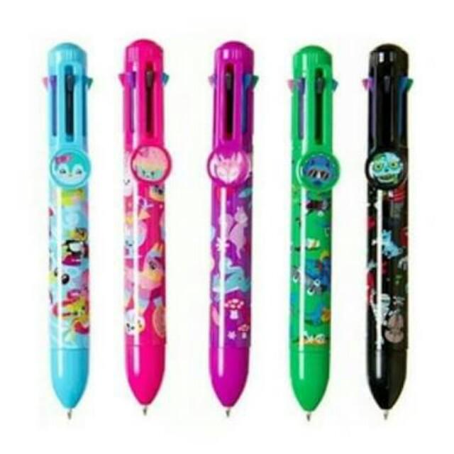 SMIGGLE SALE rainbow pen - purple