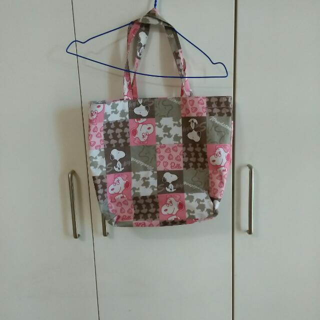 Snoopy Eco Bag