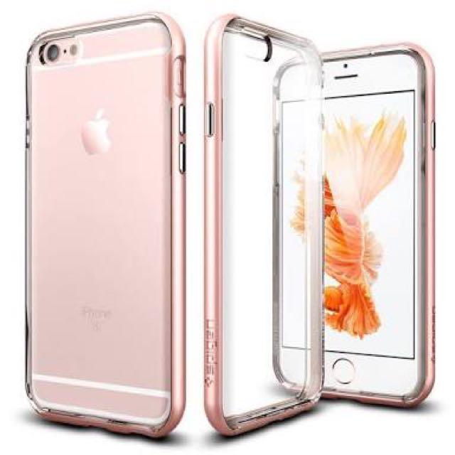 Spigen neo hybrid iphone 6 plus rose