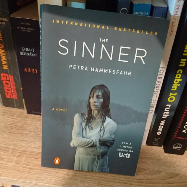 The Sinner /Petra Hammsfahr 原文 外文 小說 影集