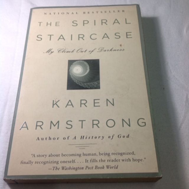 The Spiral Staircase Books Books On Carousell
