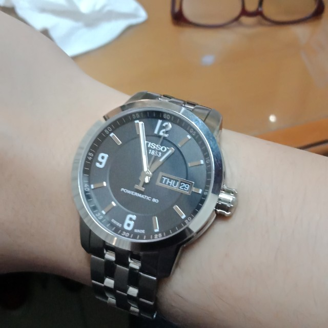 Tissot Watch Authentic PRC 200 Automatic
