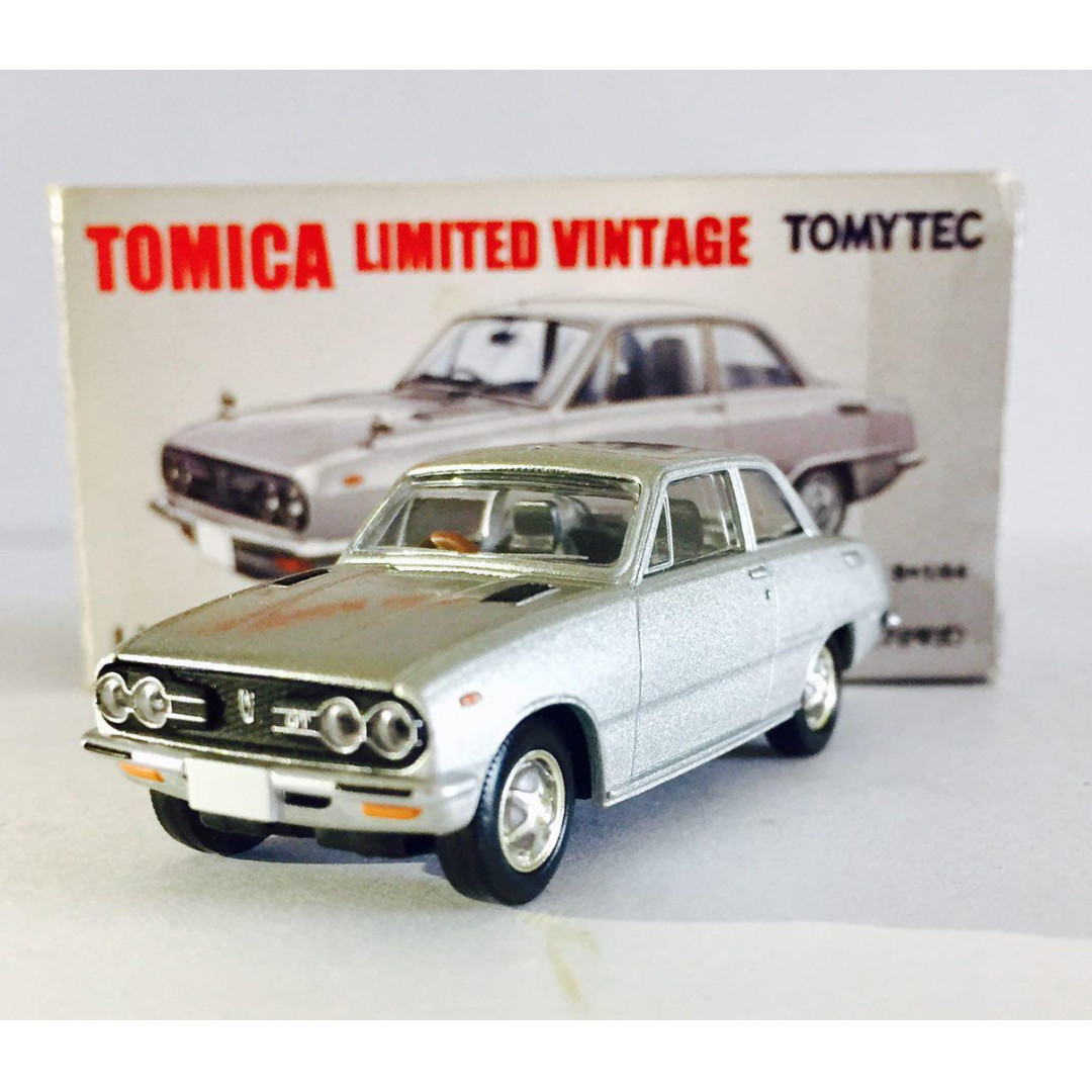 TOMYTEC TOMICA LIMITED VINTAGE LV-140b ISUZU BELLETT 1800 GTN - RARE