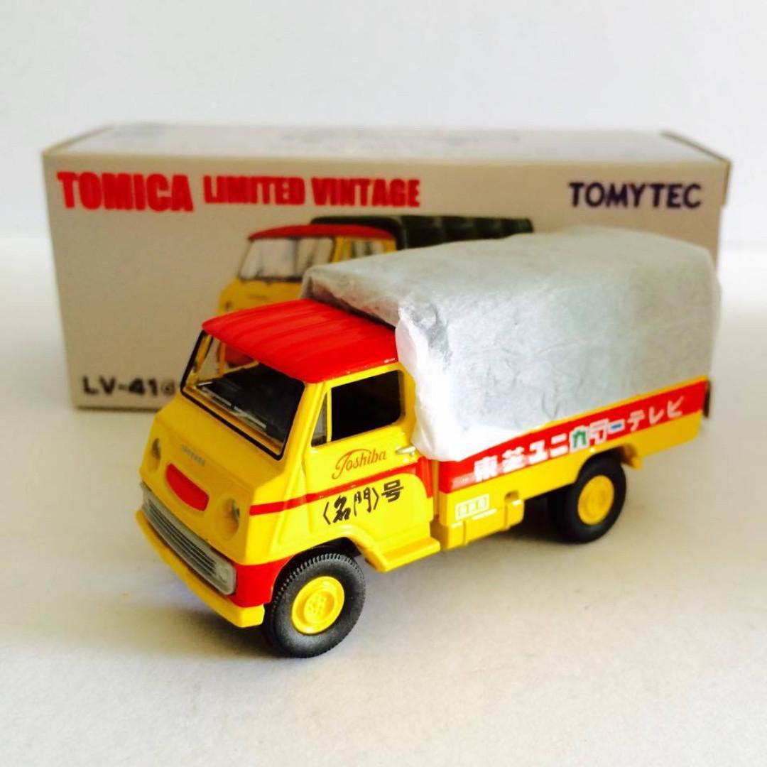Tomytec Tomica Limited Vintage LV-41d Toyoace ( TOSHIBA Express ) - Hot Pick