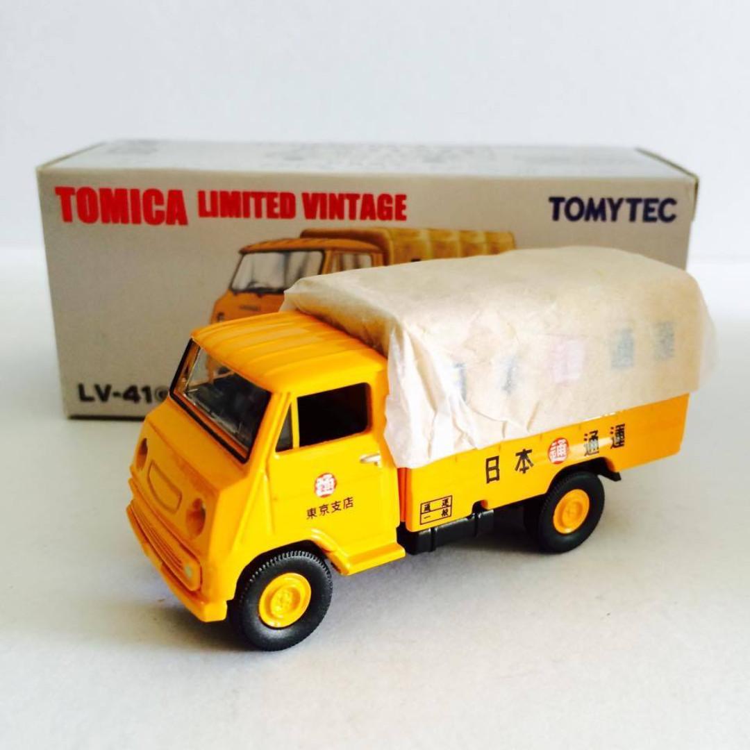 Tomytec Tomica Limited Vintage LV-41e Toyoace ( NIPPON Express ) - Hot Pick