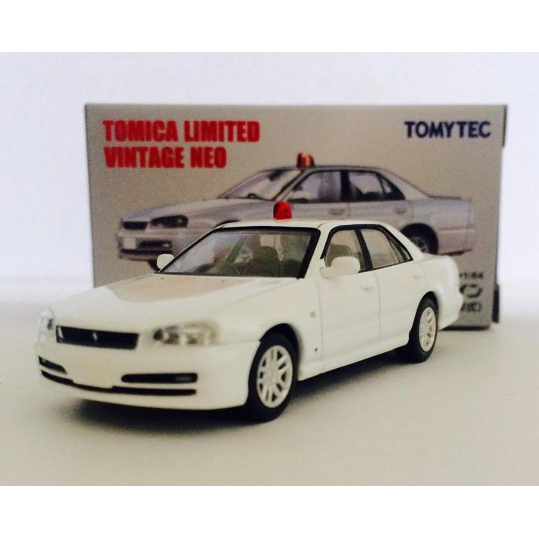 TOMYTEC TOMICA LIMITED VINTAGE NEO LV-N126a NISSAN SKYLINE GT-R 25GT-X - RARE