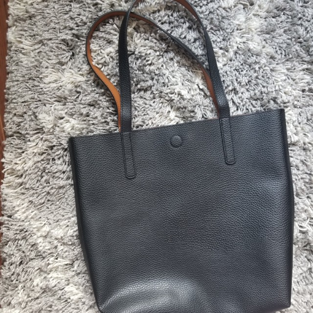Urban Outfitters Faux Leather Tote