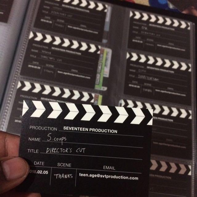WTT Scoups Business Card