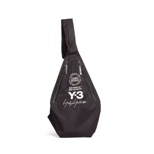 Y3 YOHJI MESSENGER BAG 396b094d39318