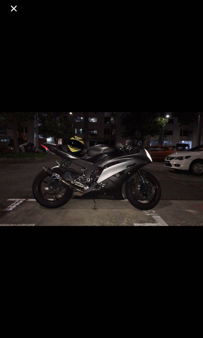yamaha r6 motorbikes motorbikes for sale class 2 on carousell