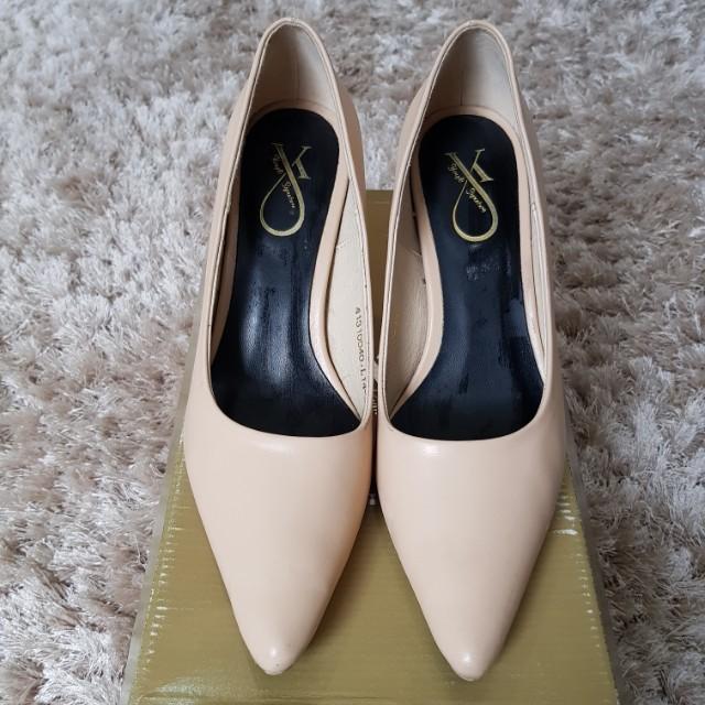 Yongki Komaladi Nude Shoes