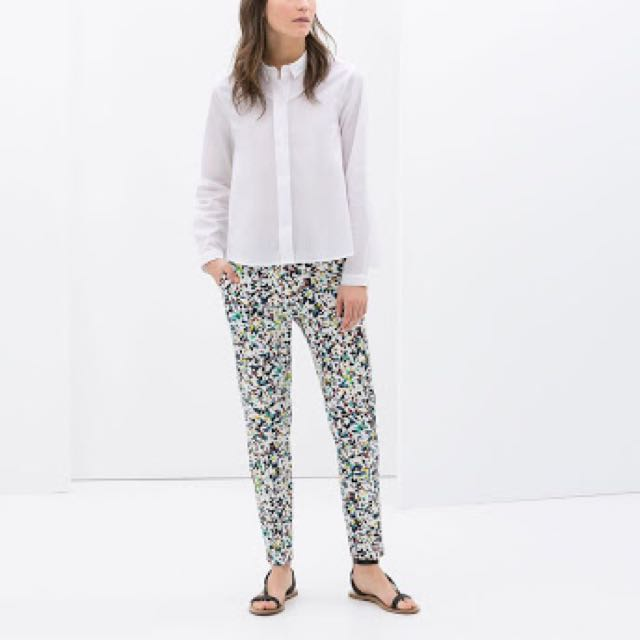 Zara Pants Aurhentic