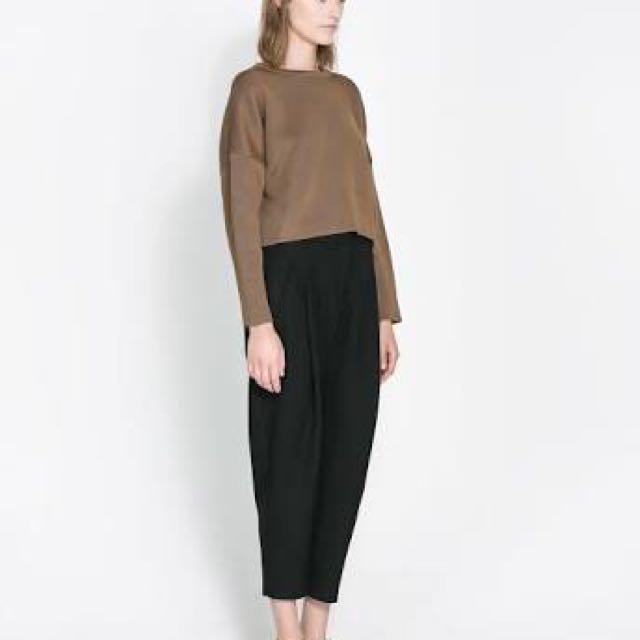 Zara Sweatshirt Authentic