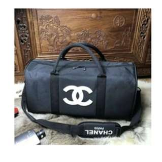 Chanel authentic travel bag