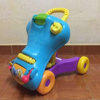Playskool 2in1 Pushwalker & Ride On