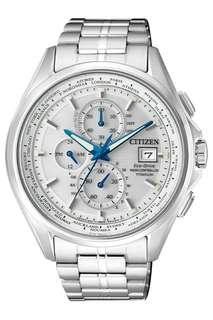 Citizen Eco-Drive 光動能手錶 AT8130-56A