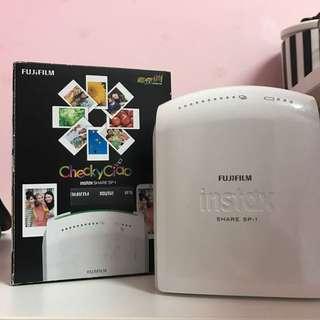 富士Fujifilm instax Share SP-1 拍立得印表機