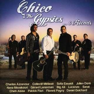 Chico & The Gypsies / Chico & The Gypsies... & Friends - Audio CD