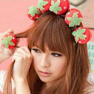 Korean Strawberry Hair Curler
