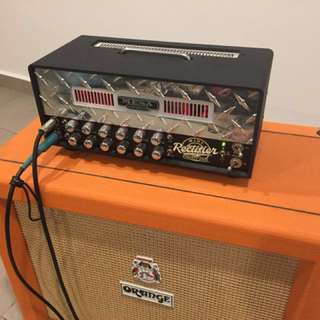 Mesa mini rectifier & Orange PPC112 cab
