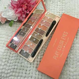 Etude Eye Shadow Pallete